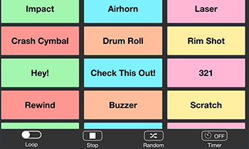 DJ Sounds: Effects and Soundboard
