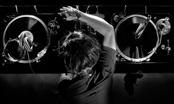 DJ Top View