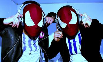 DJs on Mask