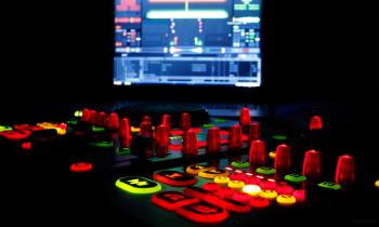 Mixer Light Glow