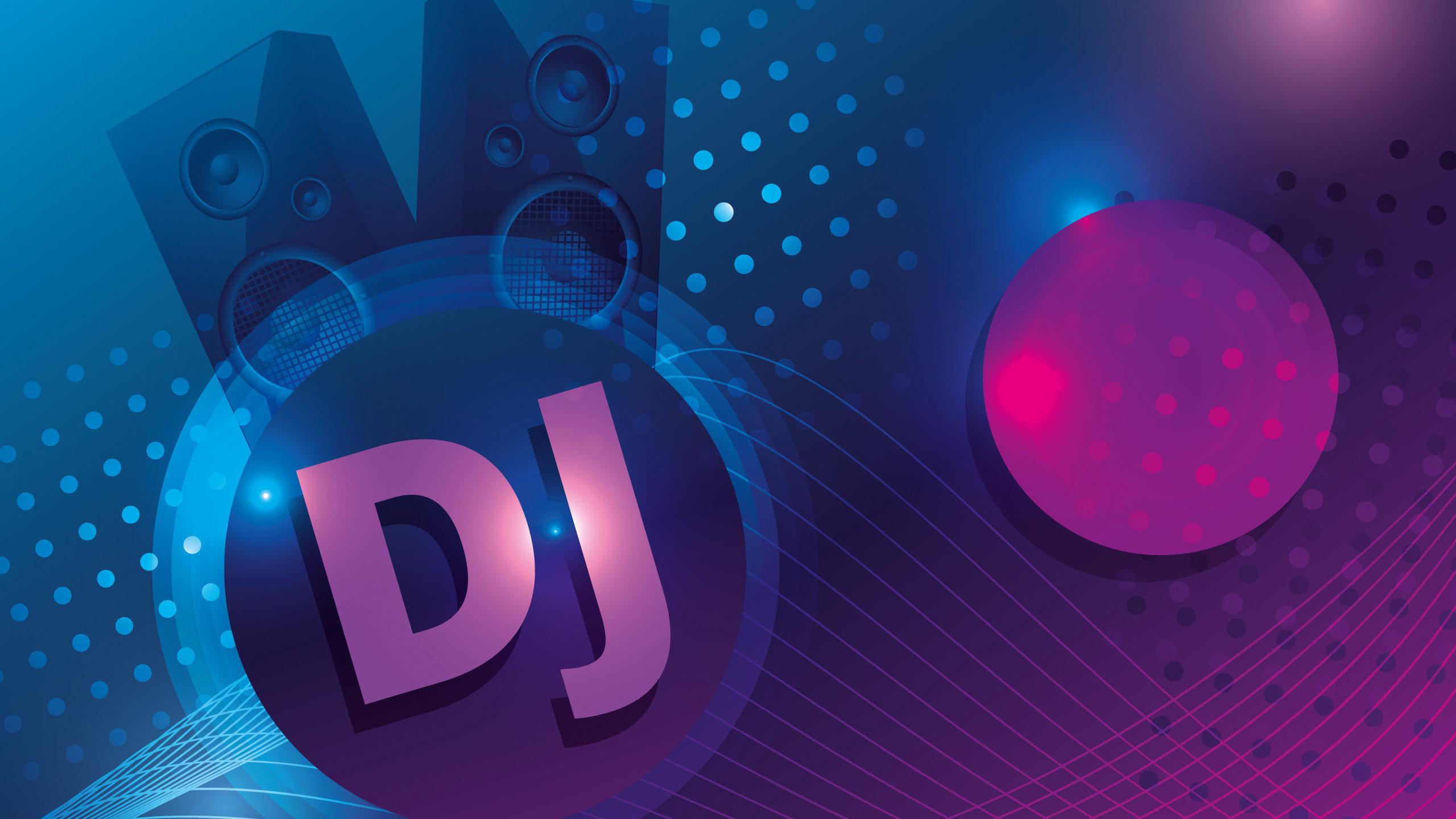 Dj Hd Wallpapers 2015: DJ And Speakers Wallpaper